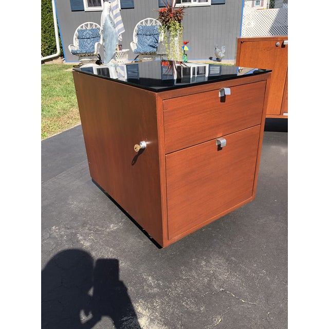 1950s George Nelson for Herman Miller Mid Century Modern Filing Cabinet For Sale - Image 13 of 13