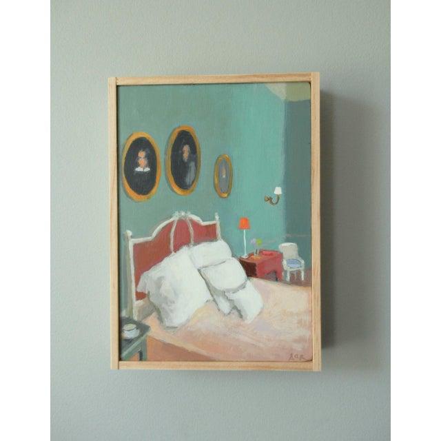 Anne Carrozza Remick Edith Wharton's Bedroom by Anne Carrozza Remick For Sale - Image 4 of 6