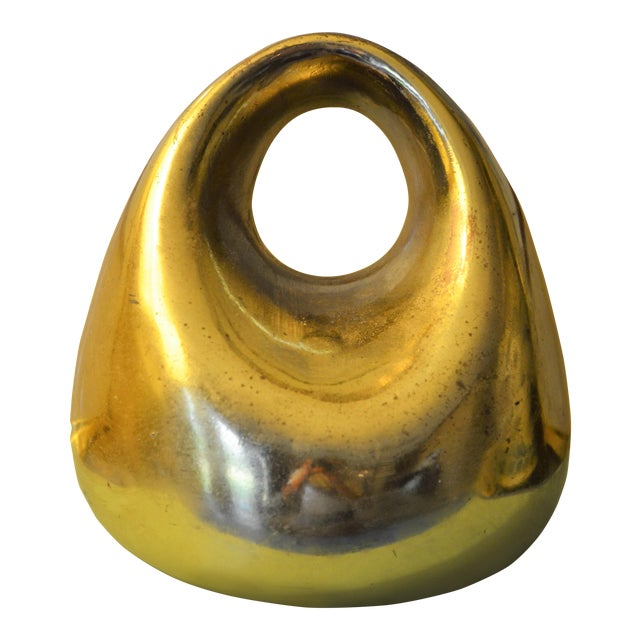 Mid-Century Ben Seibel for Jenfred-Ware Paperweight / Bookend - Image 1 of 6