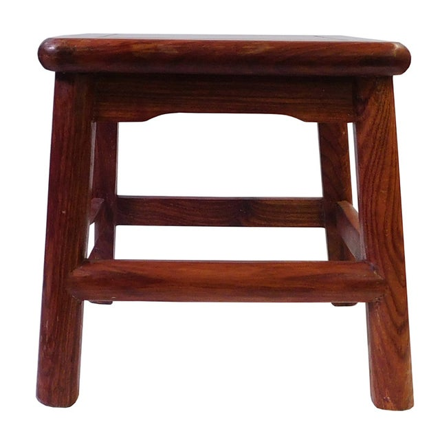 Chinese Mini Stool or Table Stand - Image 1 of 6