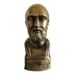 First Physician Hippocrates Bust