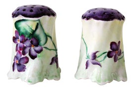 Image of French Country Salt and Pepper Shakers