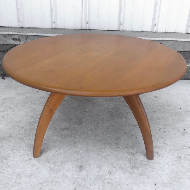 Mid-Century Coffee Table by Heywood Wakefield For Sale - Image 13 of 13