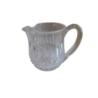 Waterford Vintage Crystal Lemonade/Water Pitcher For Sale