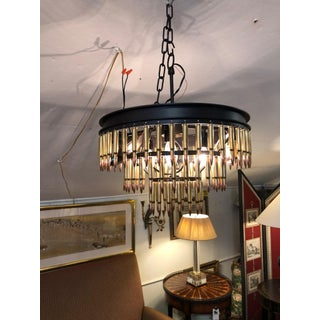 Artisan Made 3-Tier Copper Bullet Motife Chandelier Preview
