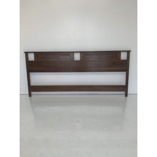 Mid Century King Headboard by Dixie Preview