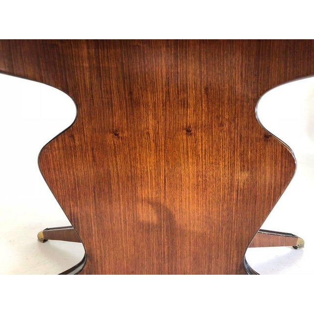 Fossati, Attilio & Arturo Dining Table, Italy, Circa 1950 For Sale - Image 9 of 10
