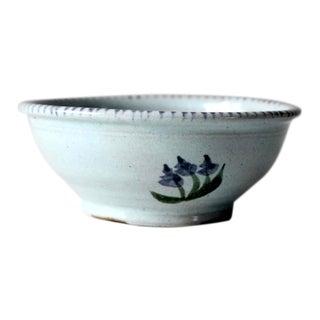 Alex Majeski Studio Pottery Bowl For Sale