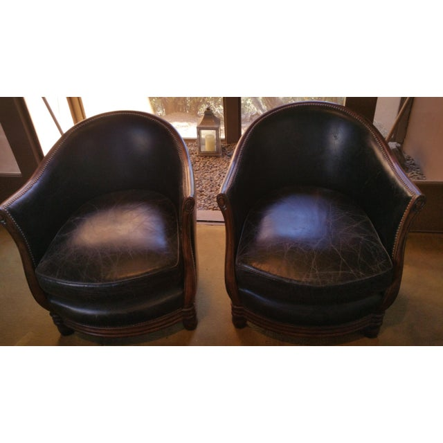 Halo Bucket Chairs - Pair - Image 2 of 6