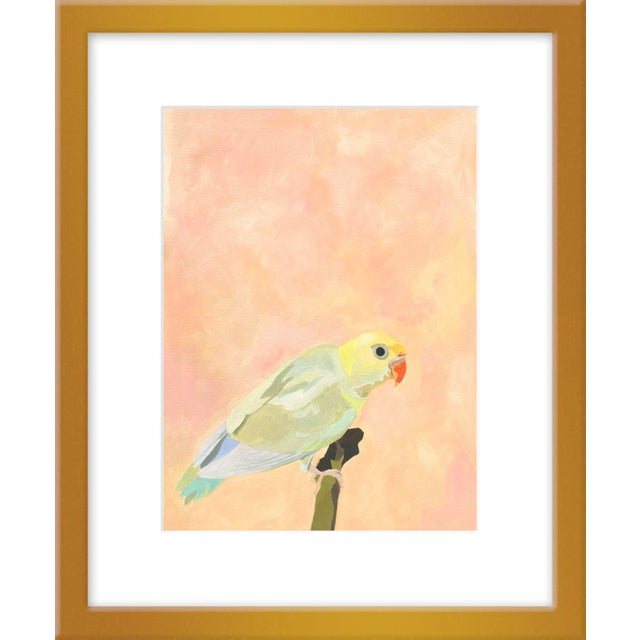 """Contemporary Medium """"Opal"""" Print by Neicy Frey, 17"""" X 21"""" For Sale - Image 3 of 3"""