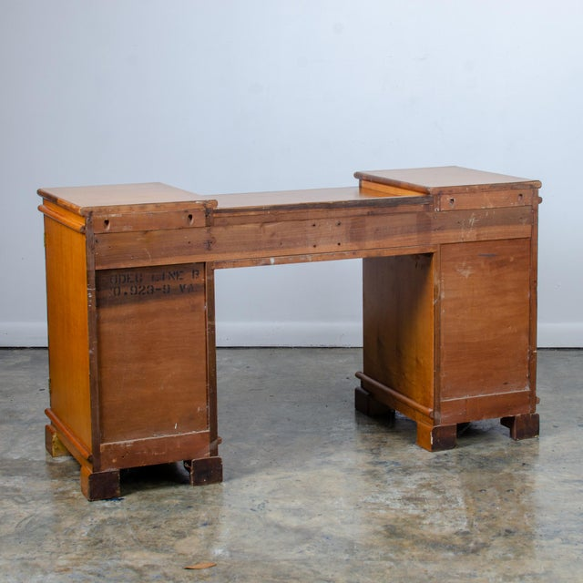 1930s Art Deco Donald Deskey for Amodec Vanity Desk For Sale - Image 12 of 13