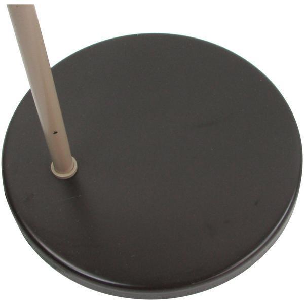 Lightolier Beige & Black Floor Lamp - Image 5 of 5