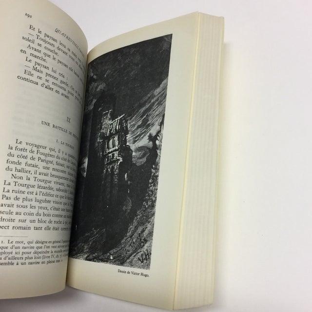 """Paper """"Quatrevingt-Treize"""" by Victor Hugo For Sale - Image 7 of 8"""