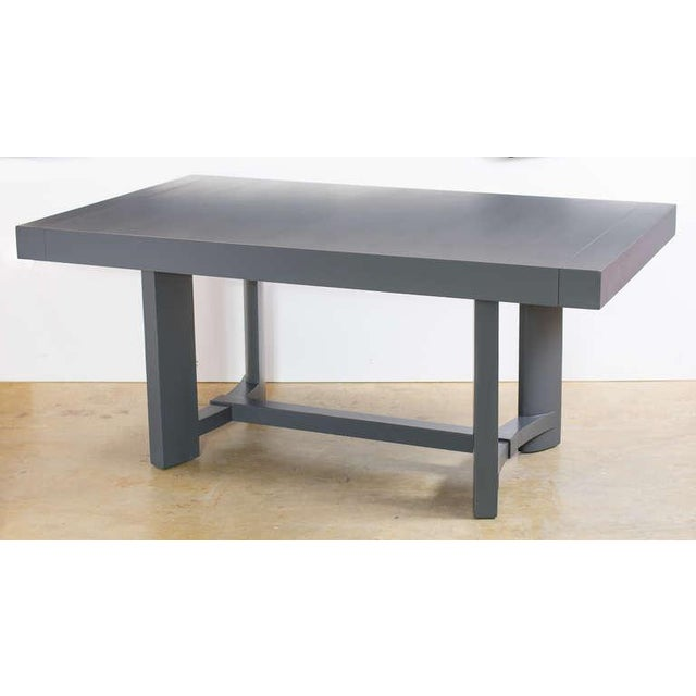 T.J. Robsjohn-Gibbings Dining Table - Image 3 of 7