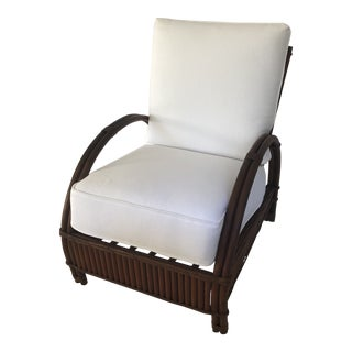 1940s Bentwood Armchair For Sale