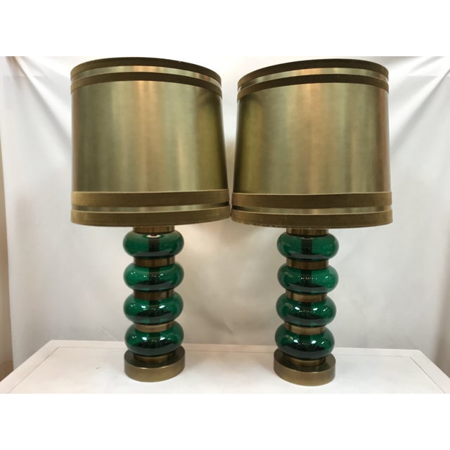 Vintage Paul Hanson Mid-Century Modern Lamps - a Pair For Sale - Image 13 of 13