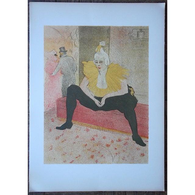 """Vintage Lithograph """"Elles [Women]"""" by Lautrec - Image 2 of 3"""