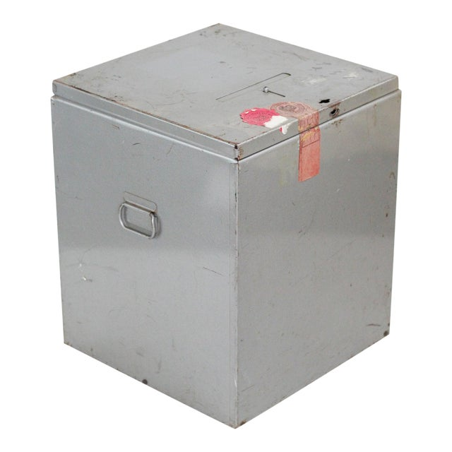 Authentic Decommissioned Ballot Box For Sale