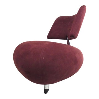 Roy de Scheemaker Slipper Chair for Leolux