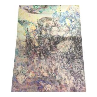 Richard Royce Oil Painting Mindscape 1 2017 For Sale