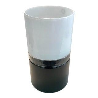 Signed Venini Tuuli Vase by Timo Sarpaneva For Sale
