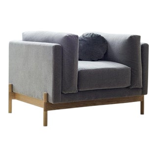 Adam Rogers Mae Armchair, Com For Sale