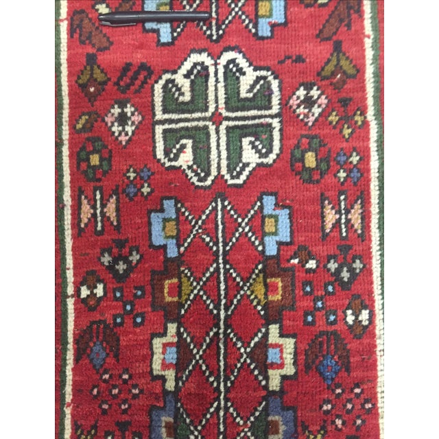 Quashaghi Persian Rug - 2′ × 6′4″ - Image 5 of 10
