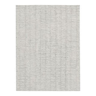West Elm Icicle Handcrafted Rug - 5′ × 8′