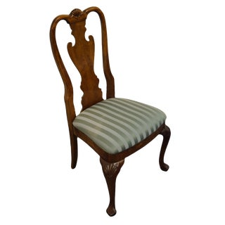 Thomasville Furniture Far Eastern Collection Dining Side Chair 13521-821 For Sale