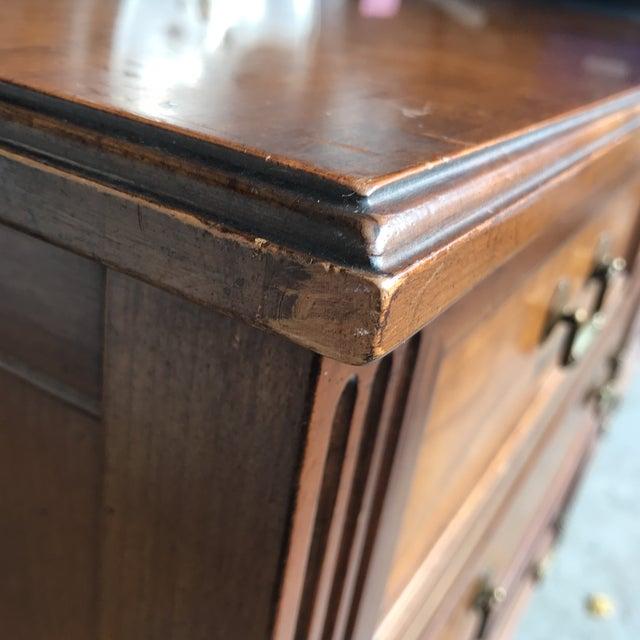Vintage Kindel Belvedere Cherry Dresser - Image 8 of 10
