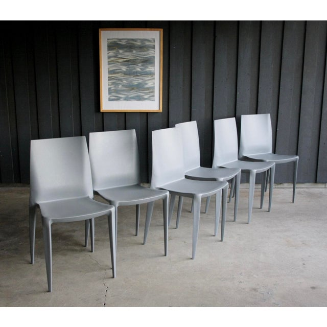 """Bellini"" Chairs by Mario Bellini for Heller, Set of 6 For Sale - Image 10 of 13"