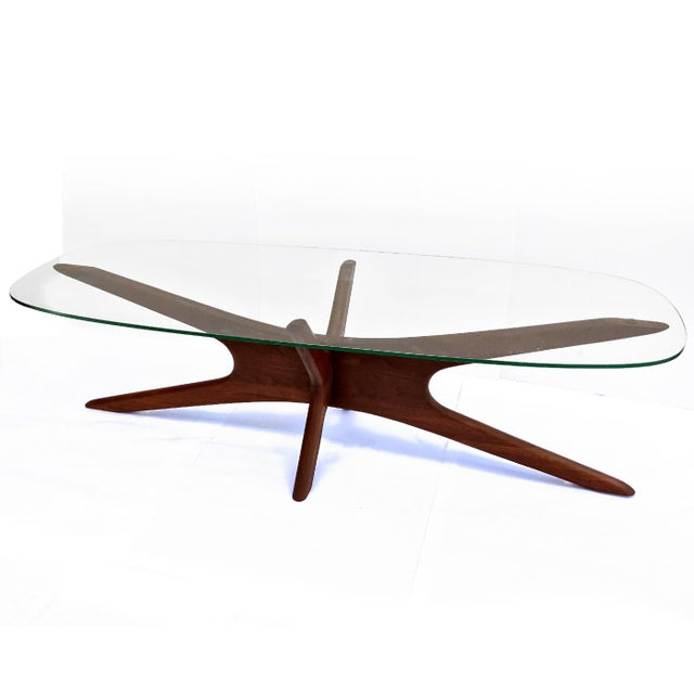 Vintage Coffee Table by Adrian Pearsall for Craft Associates - Image 2 of 3