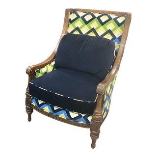 Century Furniture Salon Chair For Sale