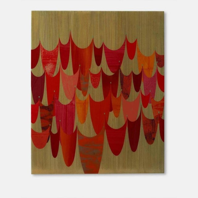 2000 - 2009 Mixed-Media and Resin Collage by Rex Ray For Sale - Image 5 of 5