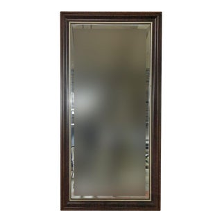 Mirror - Large Beveled Glass For Sale