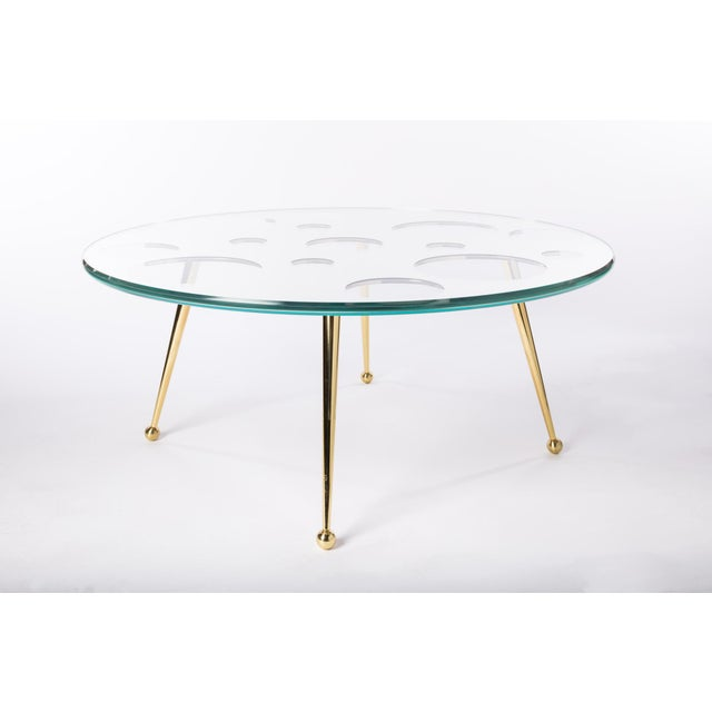 Troy Smith Designs Holy Mirror Coffee Table by Artist Troy Smith - Contemporary Design - Artist Proof - Custom Furniture For Sale - Image 4 of 8