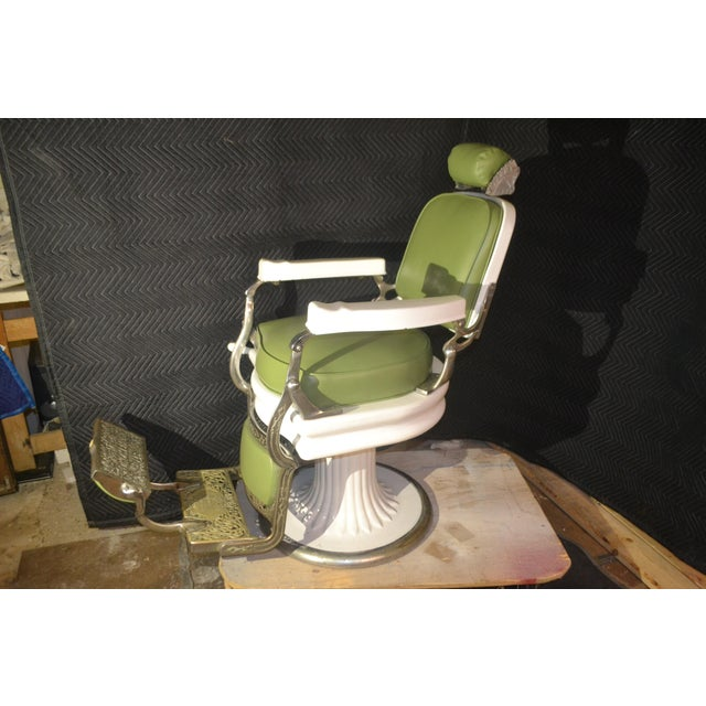 The Origin of the Chair Antique collectors love Koken barber chairs due to their remarkable style and superior quality....