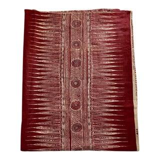 Indian Zag by Suzanne Rheinstein Hollyhock Lee Jofa Fabric For Sale