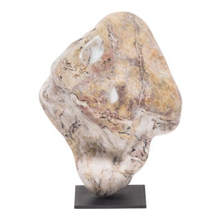 """Mountain Pasture"" Meditation Stone For Sale"