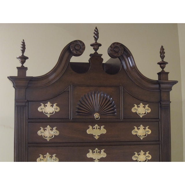 Kittinger Colonial Williamsbug Chest on Chest - Image 4 of 11