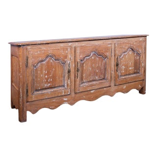 Spanish Colonial Style Credenza For Sale