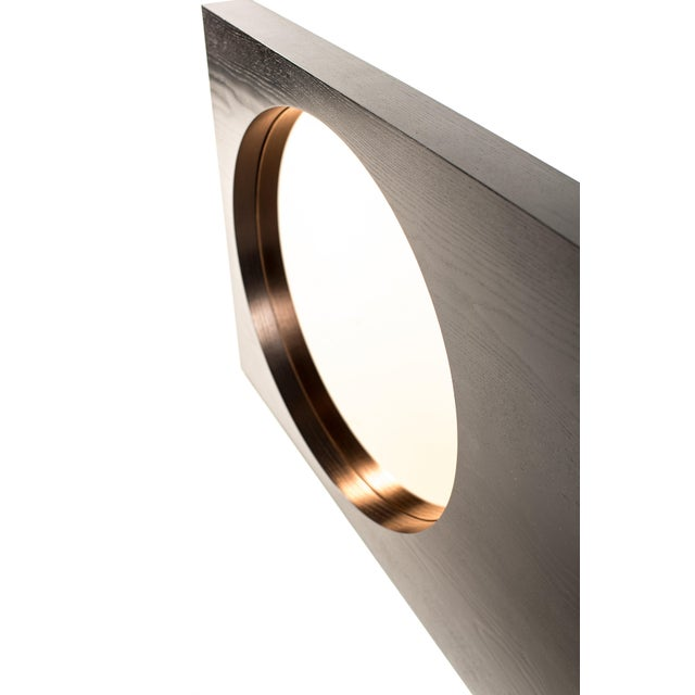 Bauhaus Mars Mirror For Sale - Image 3 of 5