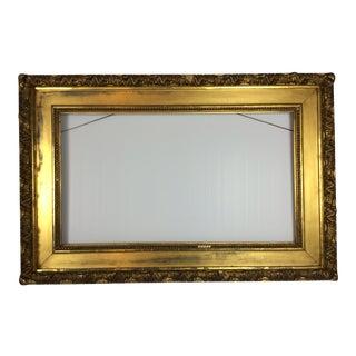 19th Century Antique Gilt Frame