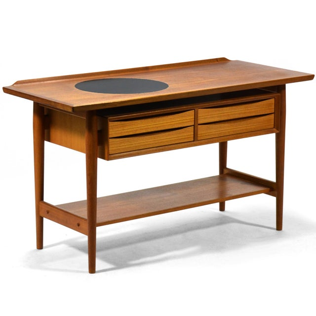 Arne Vodder Server / Console Table by Sibast For Sale - Image 11 of 11