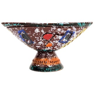 Whimsical Bowl by Fratelli Fanciullacci For Sale