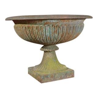 Large Neoclassical Iron Urn