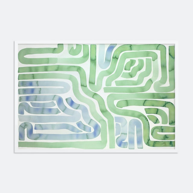 Lanai Gallery Wall, Set of 3 For Sale In Austin - Image 6 of 10