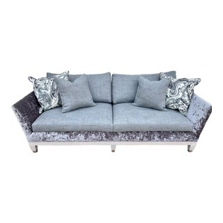 Century Furniture Contemporary Sofa For Sale