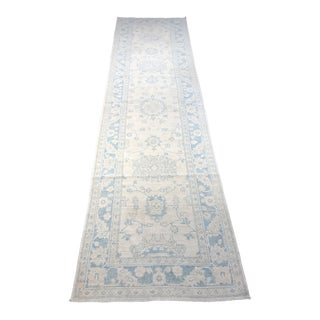 "Bellwether Rugs ""Bryce"" Oushak Runner Rug - 3′2″ × 10′ For Sale"