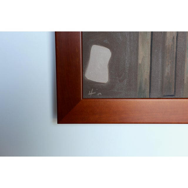 Lifesize Oil on Canvas by Jeff Hein For Sale In Los Angeles - Image 6 of 8